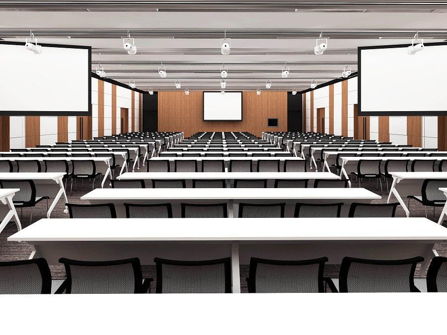 品川産業支援交流施設3階の会議室のイメージ画像